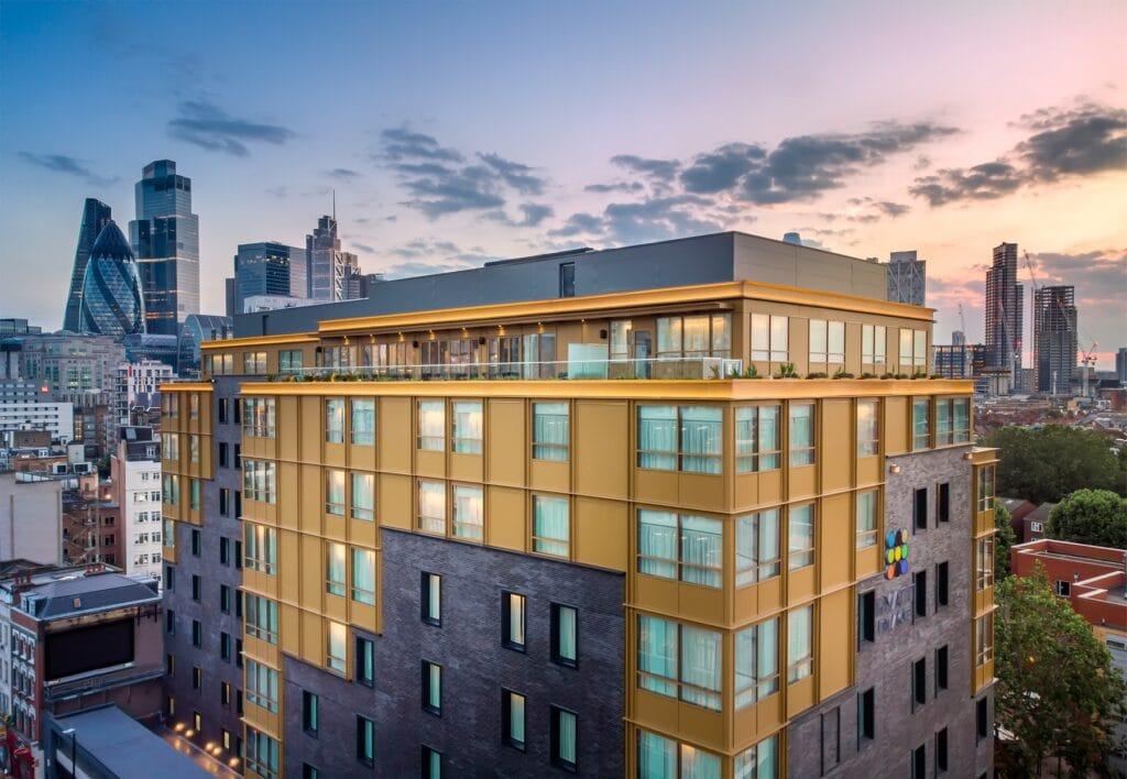 Hyatt Place hotel photography
